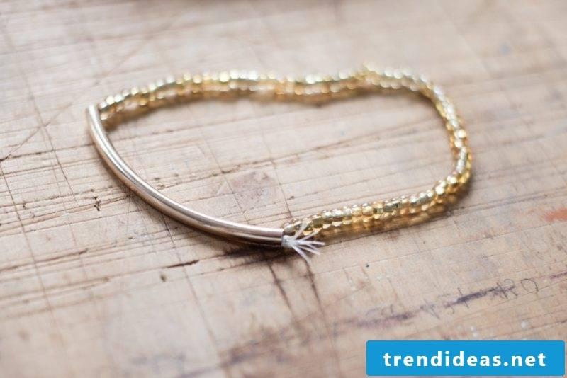 DIY Bracelet Art