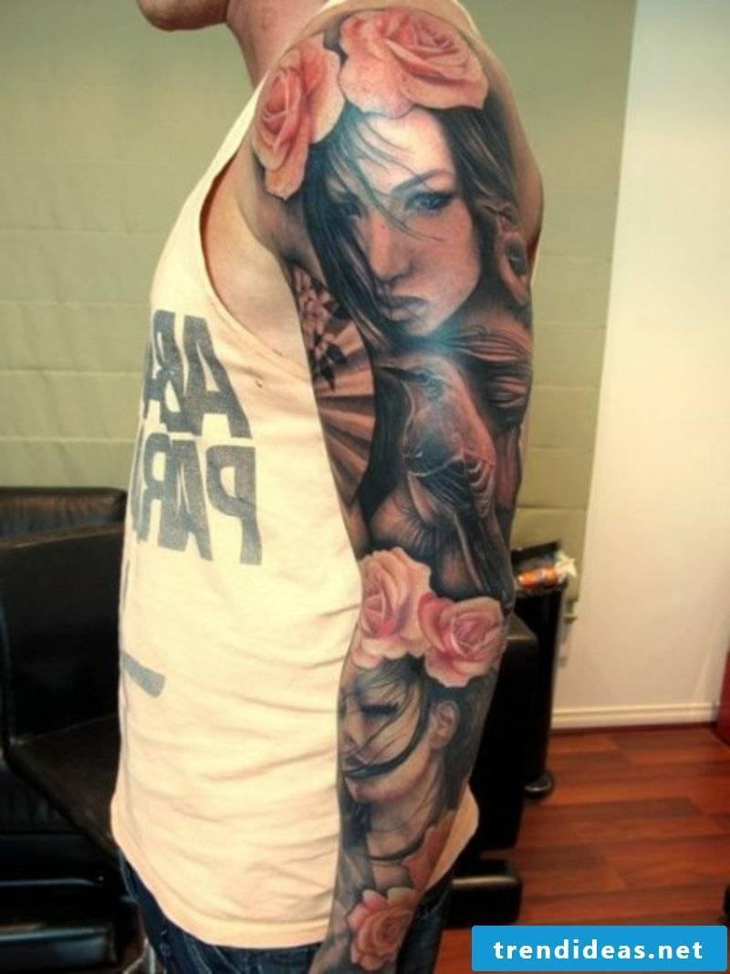 best-tattoos-best-mens-sleeve tattoos
