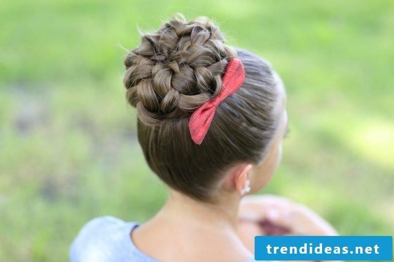 Communion hairstyles Beautiful