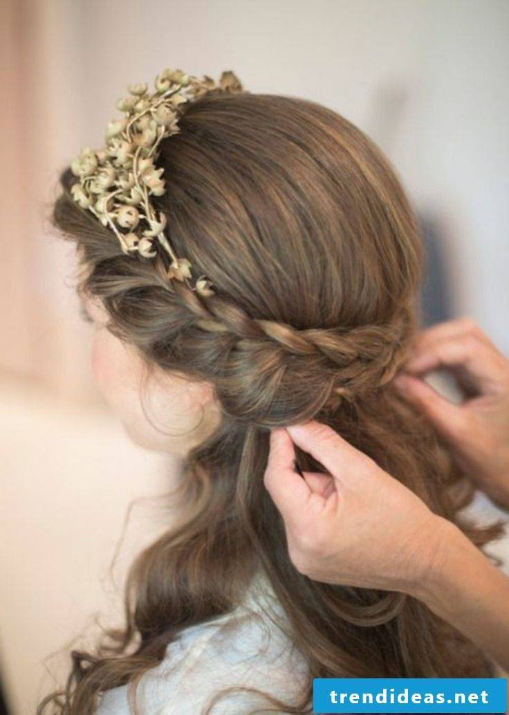 Communion hairstyles Festive hairstyles