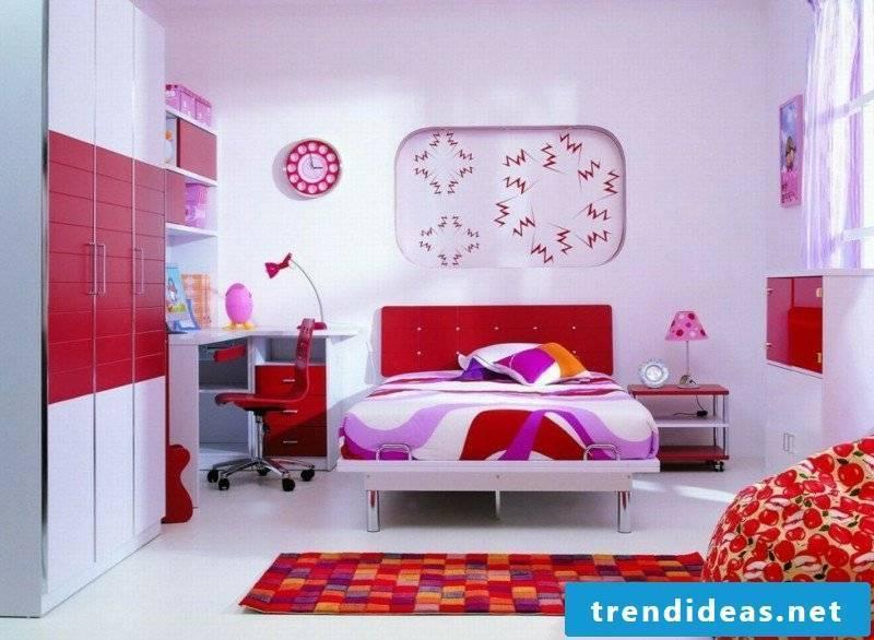 Girls room in Roza