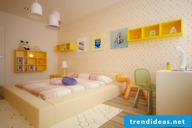 nice decor nursery