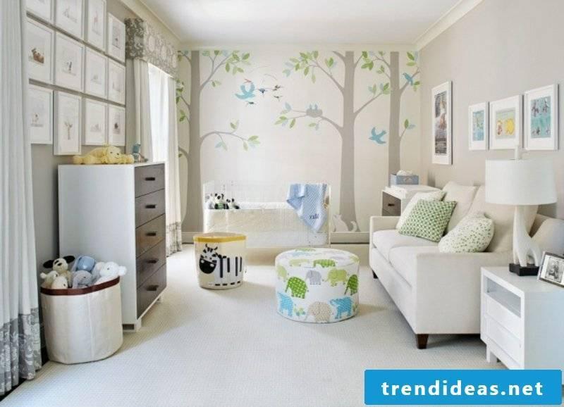 Ideas for nursery design