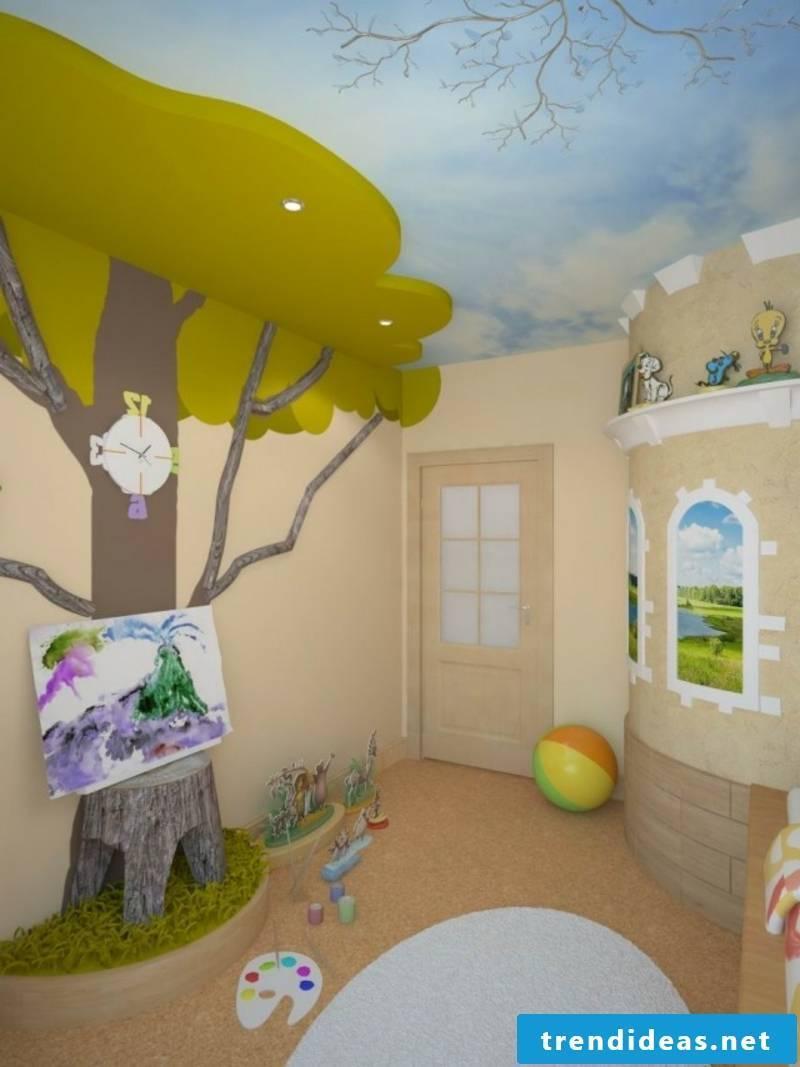 creative nursery design