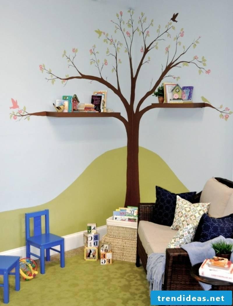 nice children's room