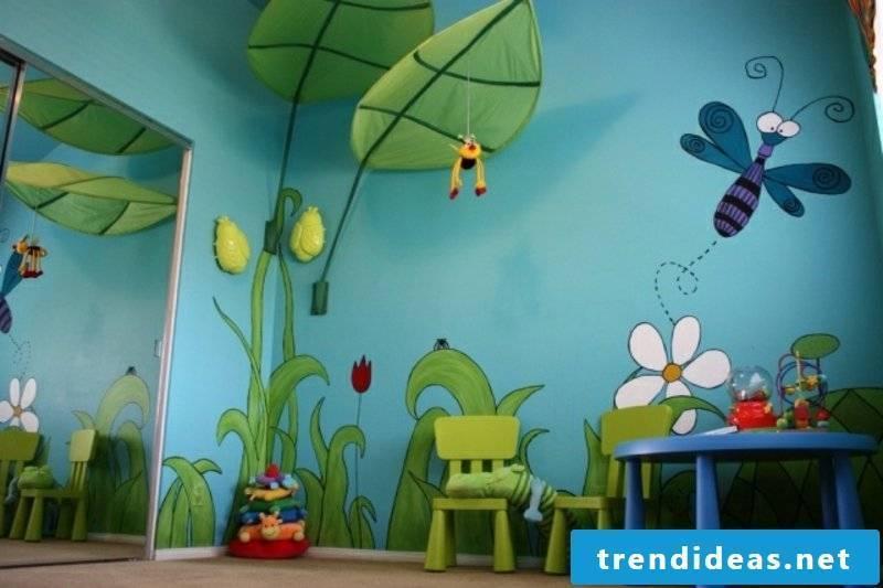 original nursery decoration