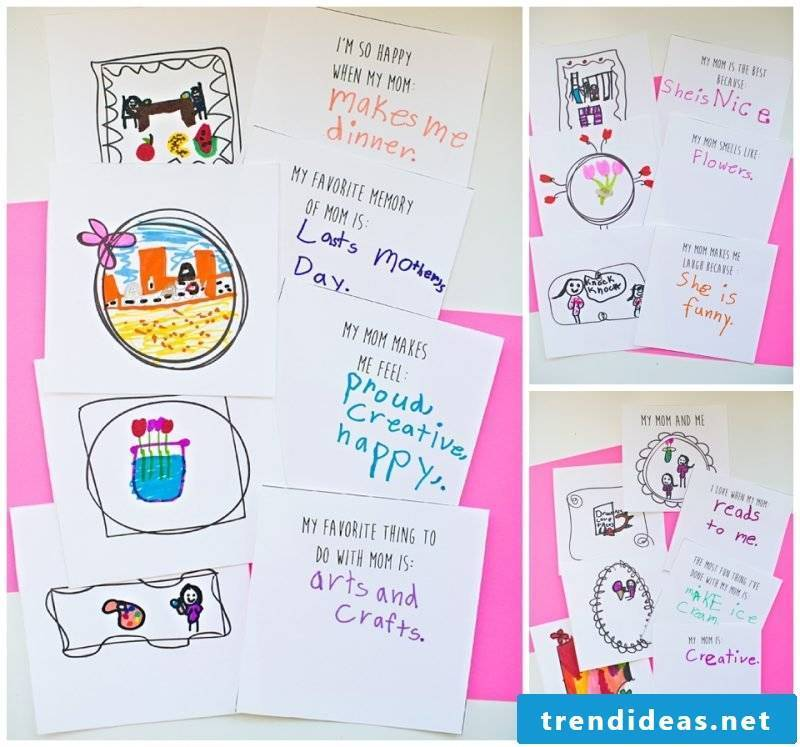 DIY DIY Mother's Day Gifts: Ideas for Kids