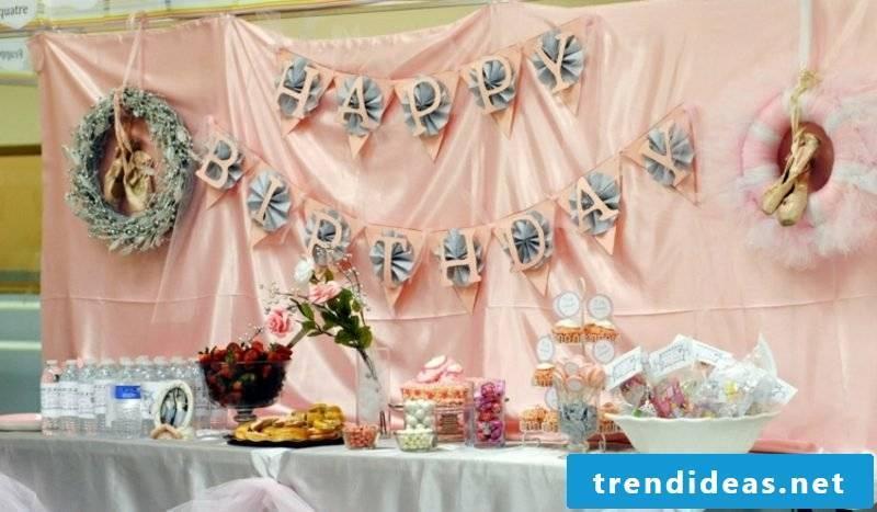 Crafts Ideas Party Decoration Kids Birthday