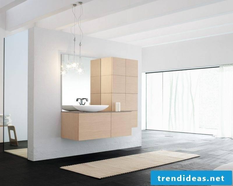 bathroom design ideas for italian bathroom with wood look and sleek carpet