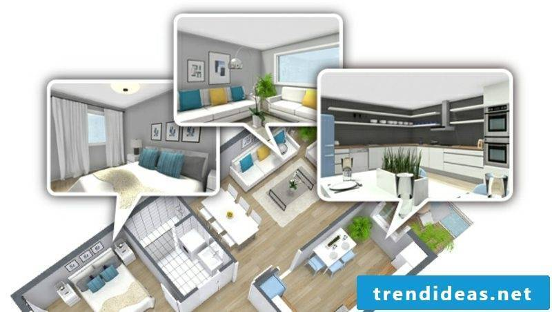 3d room planner homedesigner