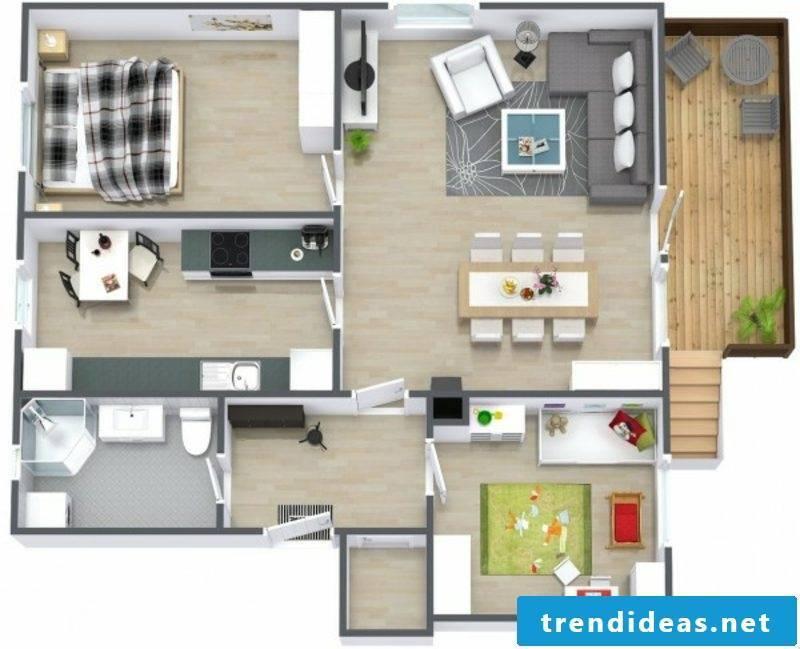 3d room planner two bedroom basement
