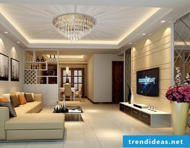 Crystal chandelier lighting ideas