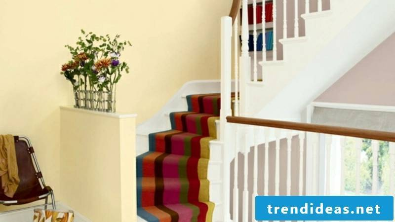 Color design corridor