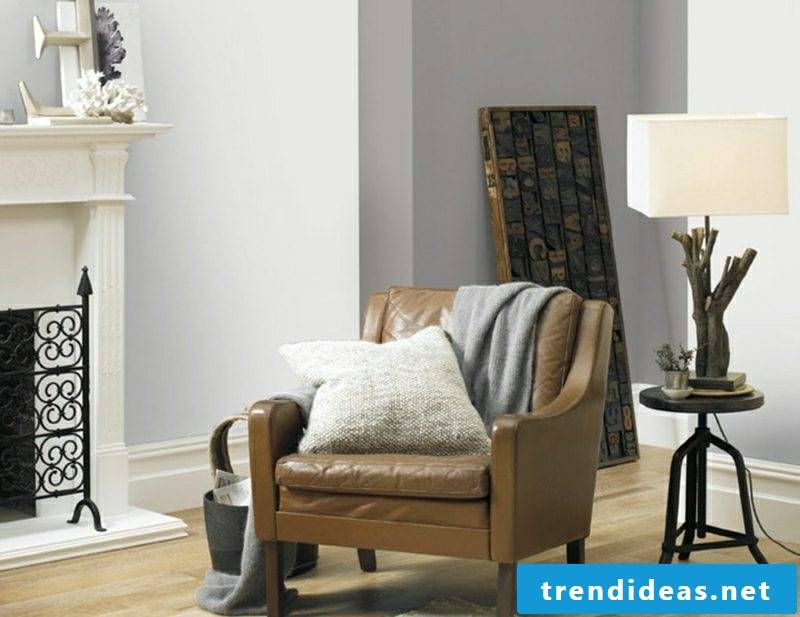 Living room ideas wall design neutral