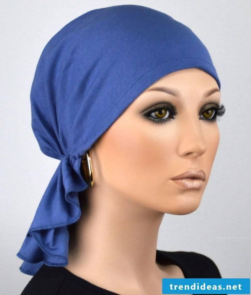 Headscarf tie bandana