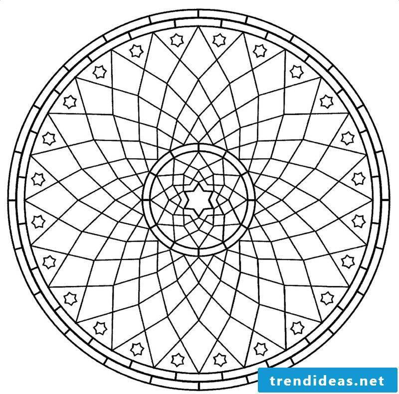 mandala templates psyche