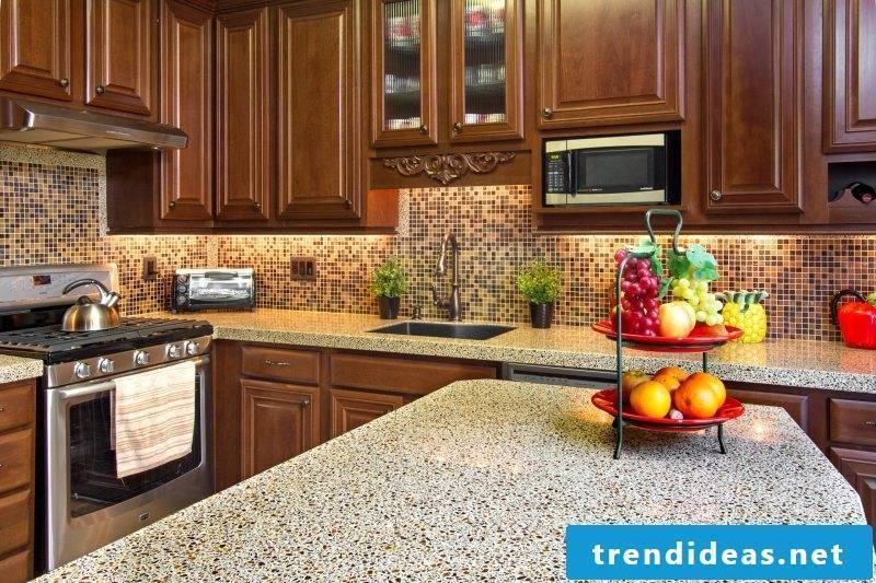 Kitchen tops granite