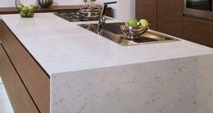 42 fascinating kitchen worktops - materials in comparison