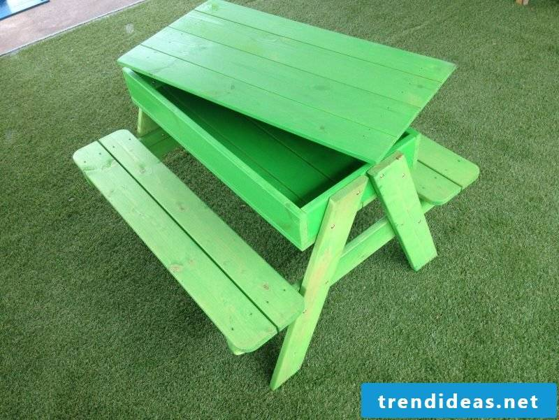 Sandbox build green
