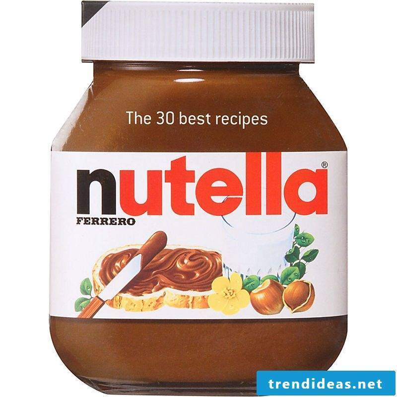 Our top of Nicholas gifts is Nutella