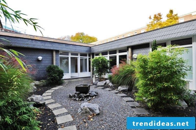 Design ideas Zengarten