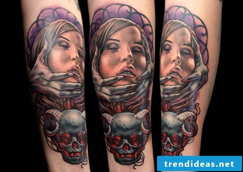 Tattoobilder by Nick Morte