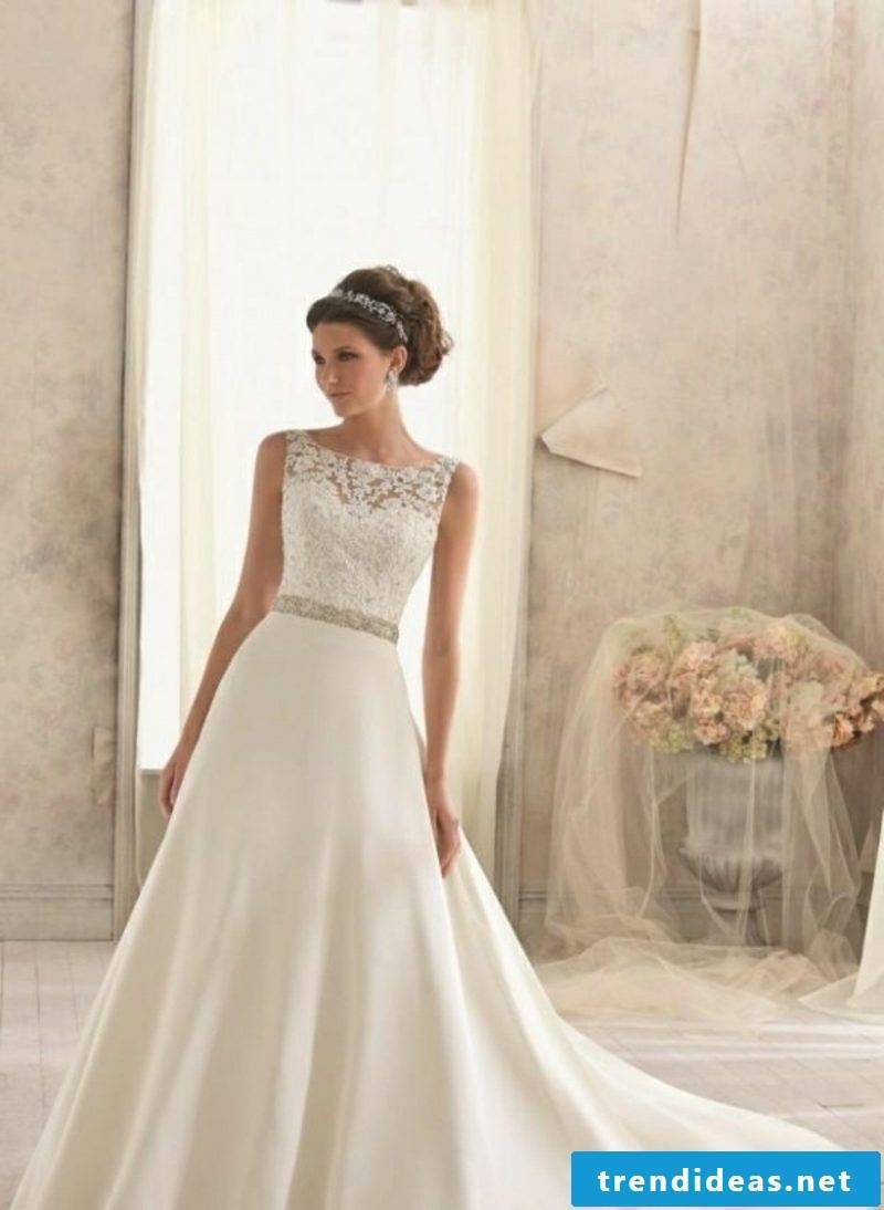 beautiful wedding dresses lace