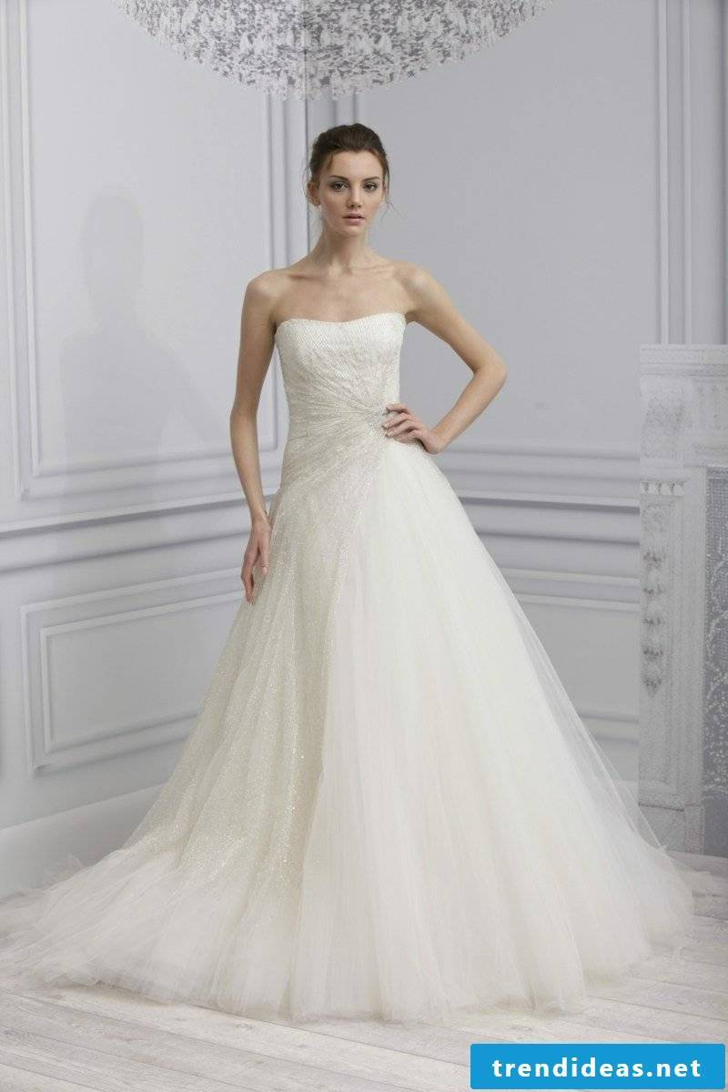 Bridal Gown strapless