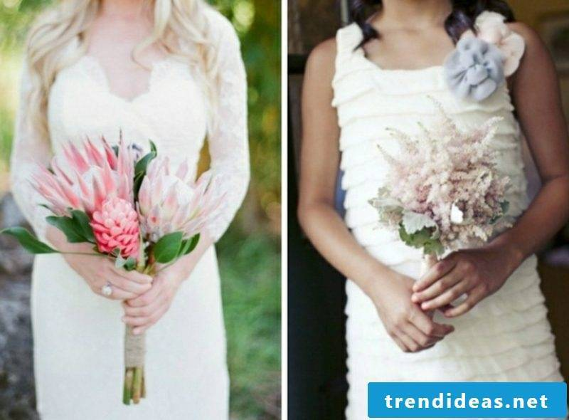 Wedding bouquet ideas and inspirations
