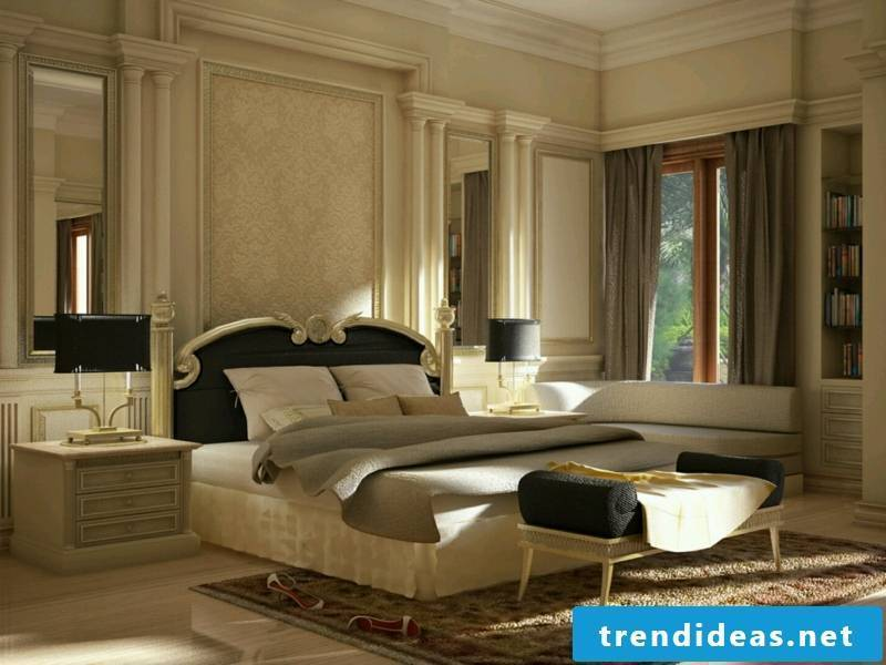 Fashion for luxury bed linen