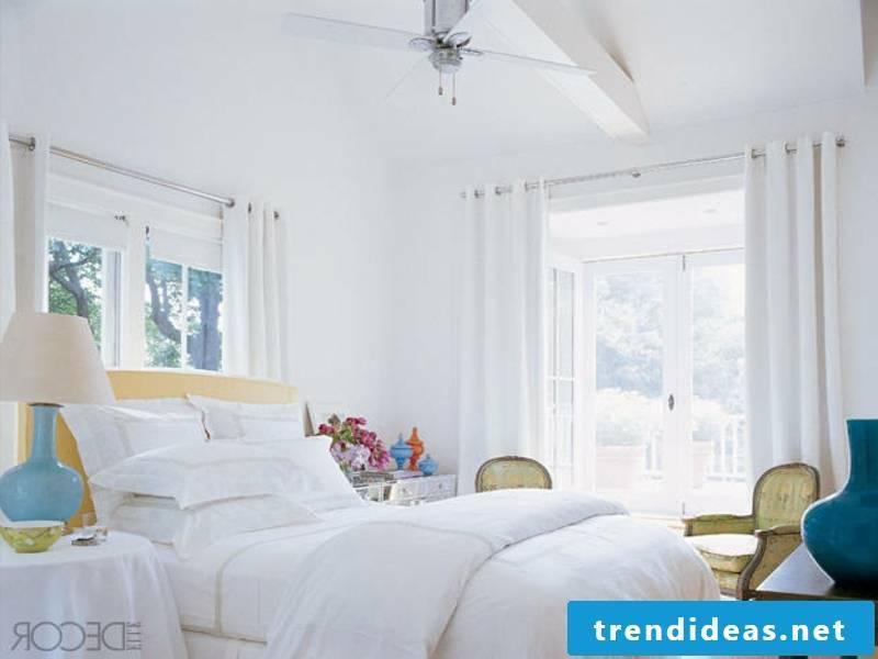 wonderful white luxury bed linen