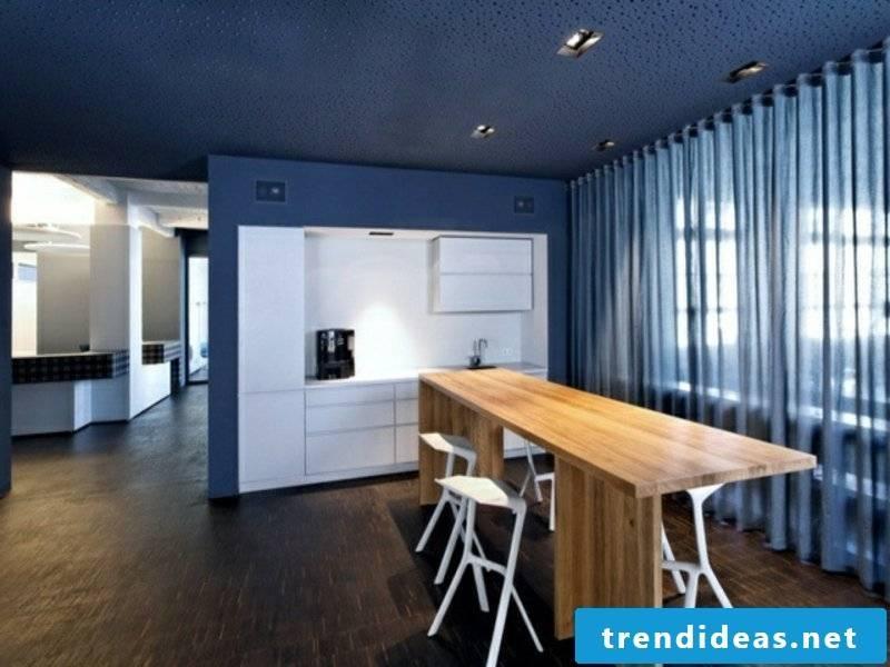 beautiful wooden kitchen island