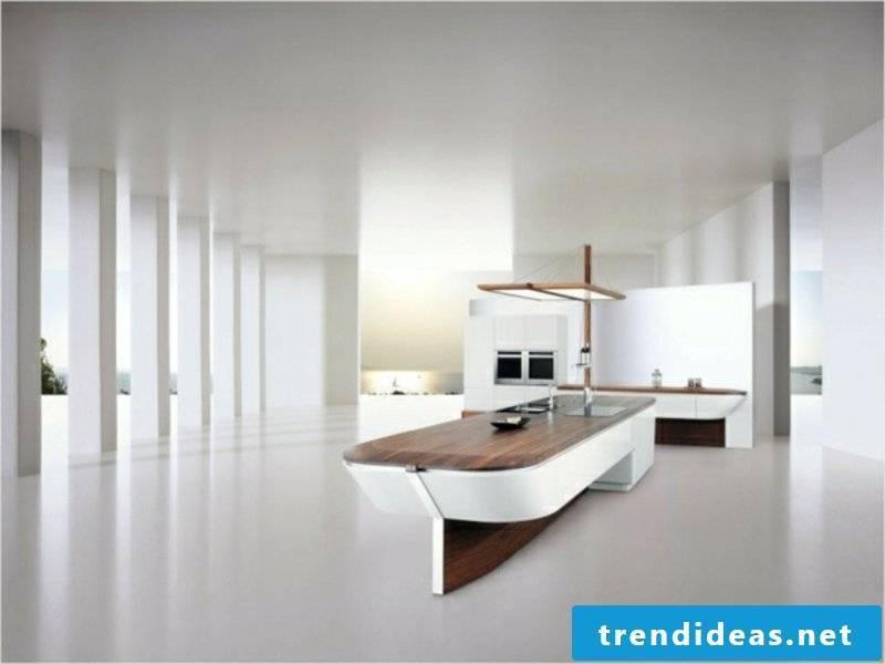designer modern kitchen island