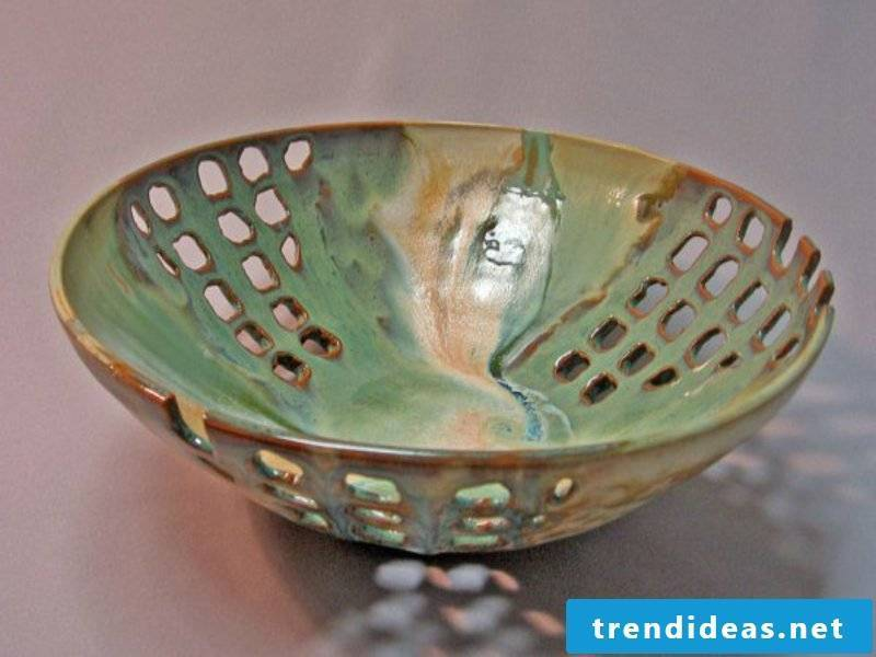 designer creative fruit bowl