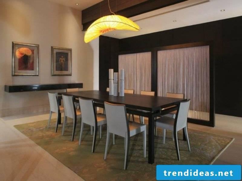 designer modern hanging lamp