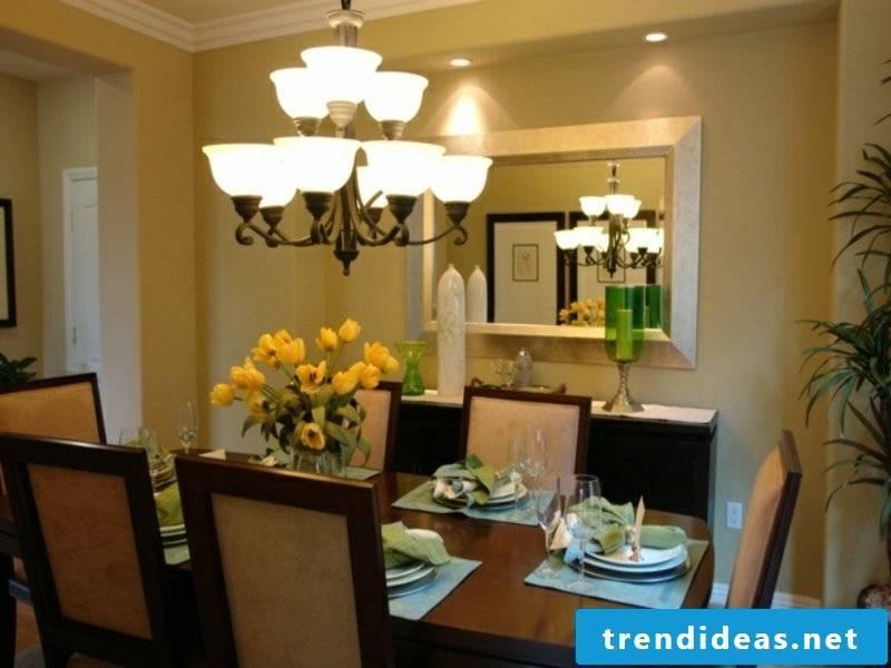 designer classic dining room lamps