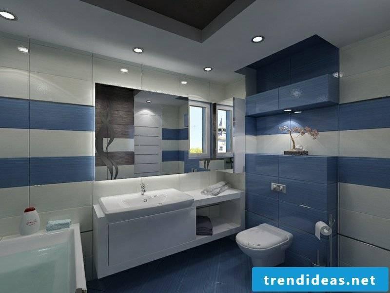 designer wash cabinet in a small traunbad