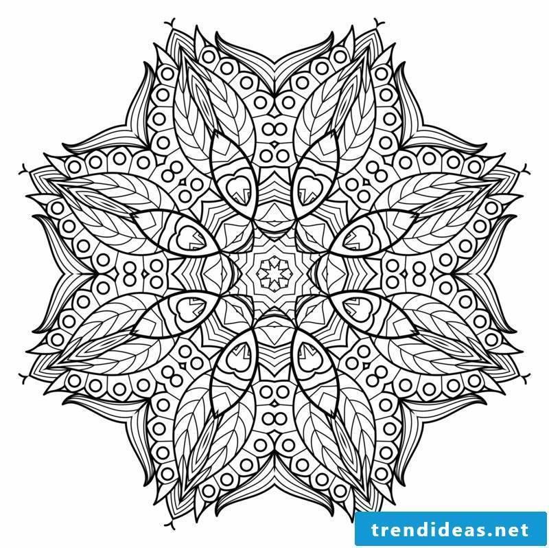 Mandala Templates Enthusiasm