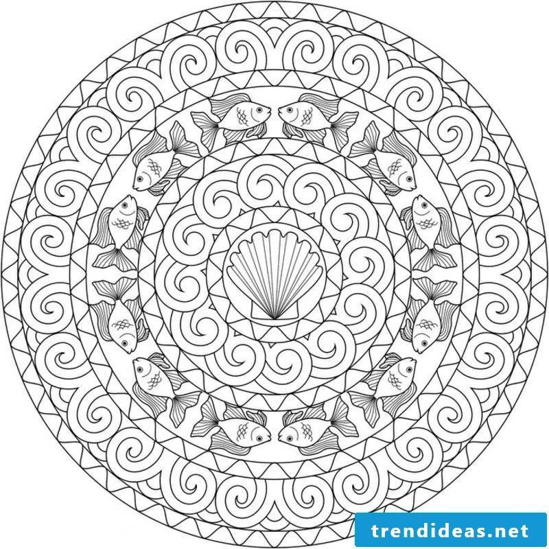 mandala templates energy pictures
