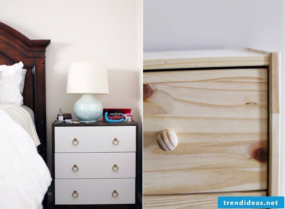 Do it yourself hacks for DIY furniture