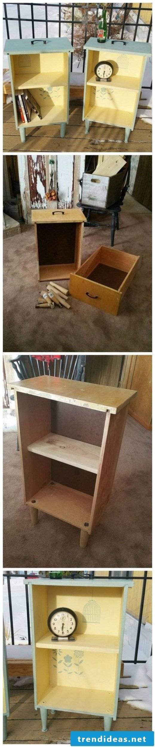 Build DIY furniture yourself