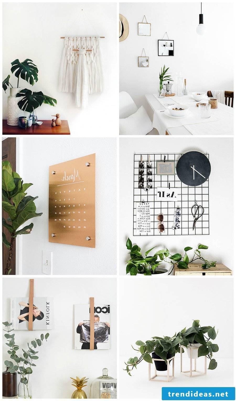 Modern living room decorating - DIY minimalist ideas