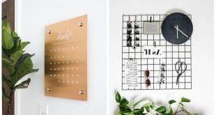 53 Minimalist DIY decoration ideas for modern living room