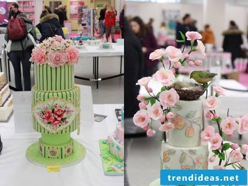 Fancy pies wedding cakes