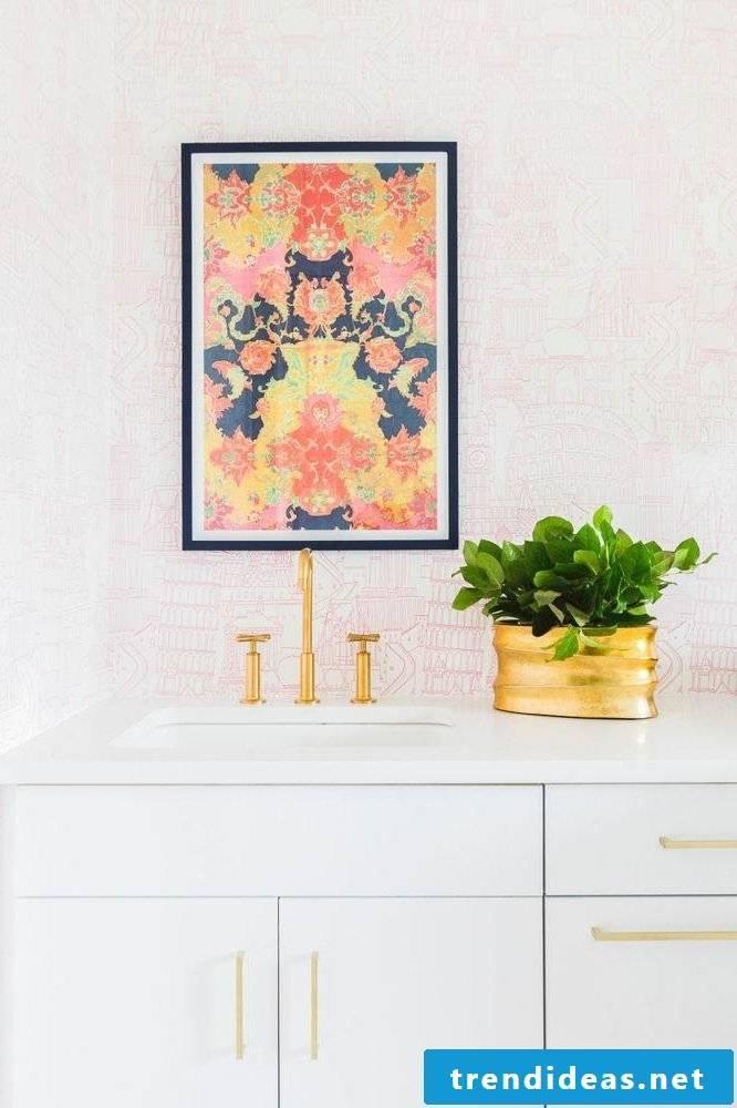 modern bathroom decorating ideas beautiful bathroom ideas flowers pictures wall design vanity