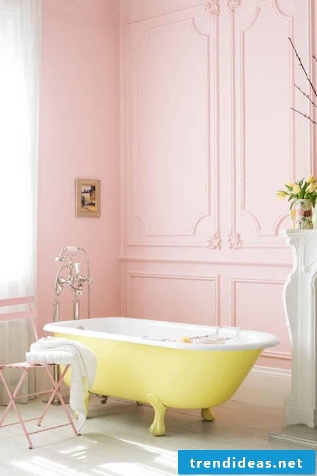 fresh look modern bathroom ideas bathtub pink bathroom ideas