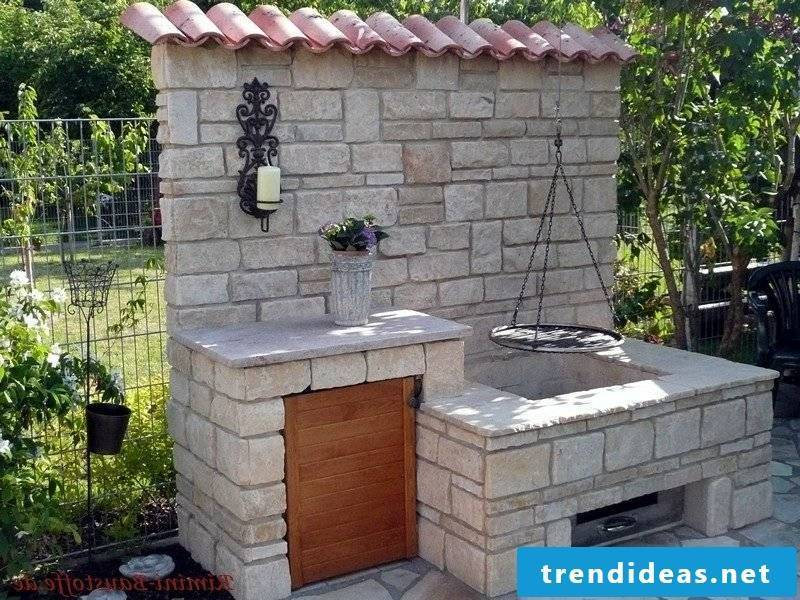 Barbecues build ideas and inspirations