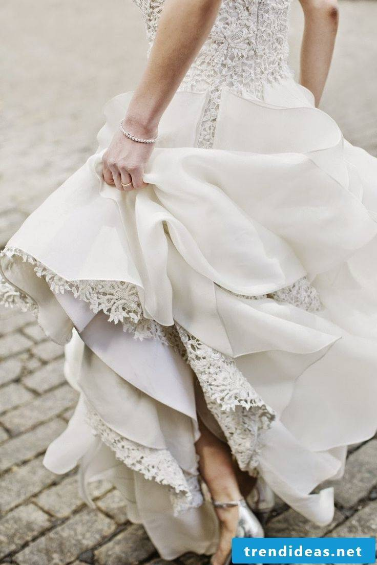Which wedding dress suits me - Tips for buying