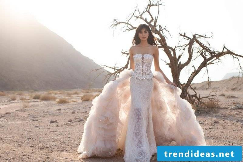 Wedding dress Mermaid - how to find the dress for your figure