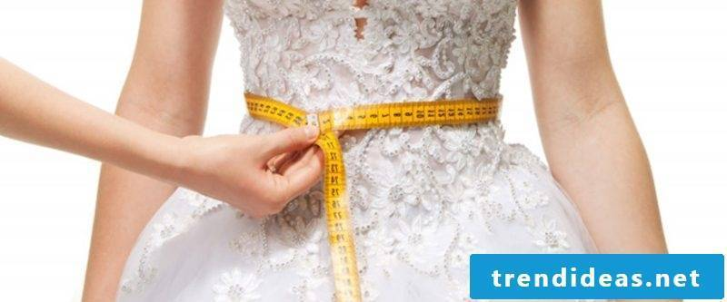 Measure the dress correctly - what should we know